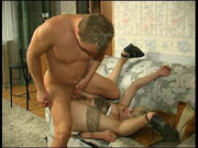 Carol&Adrian raunchy mature video