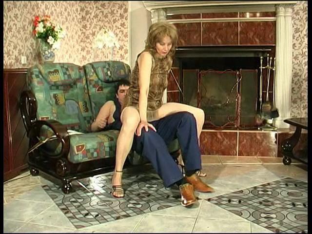 Penelope & Adam naughty mature movie