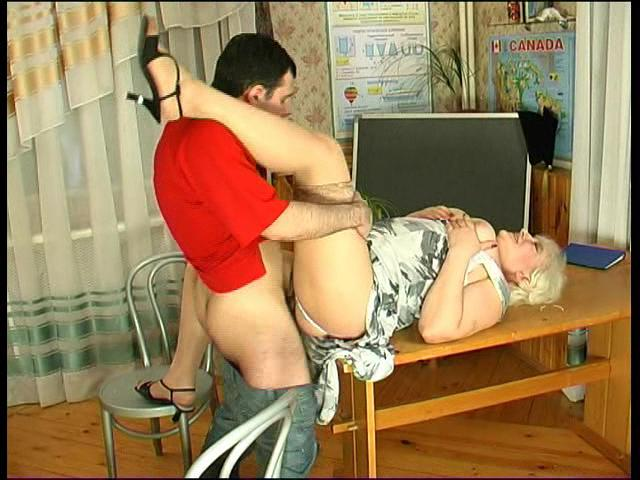 Louisa & Monty red hot mature action