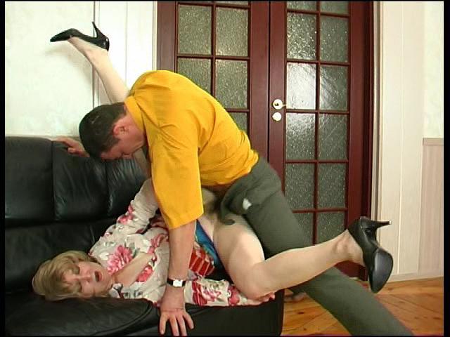 Elinor & Donald red hot mature video