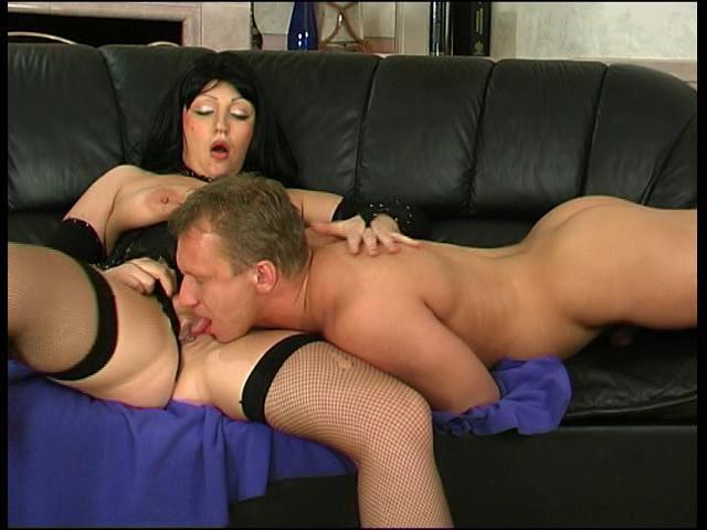 Juliana & Adrian naughty mature video