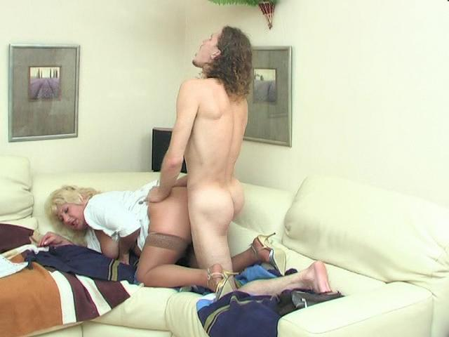 Rosemary&Mike Furious Mature Video