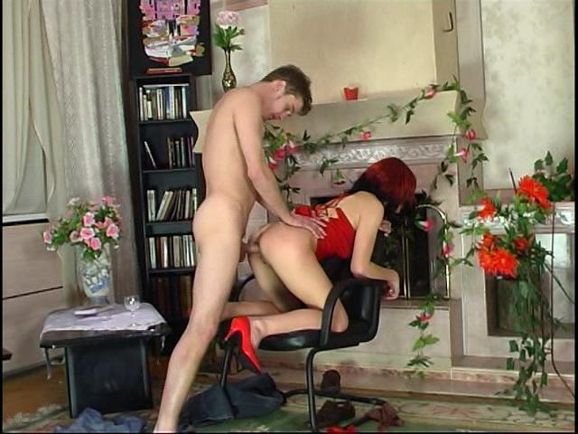 Madge & Mike raunchy mature action