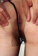 Pantyhose Ass