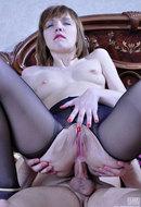 Anal Pantyhose Sex