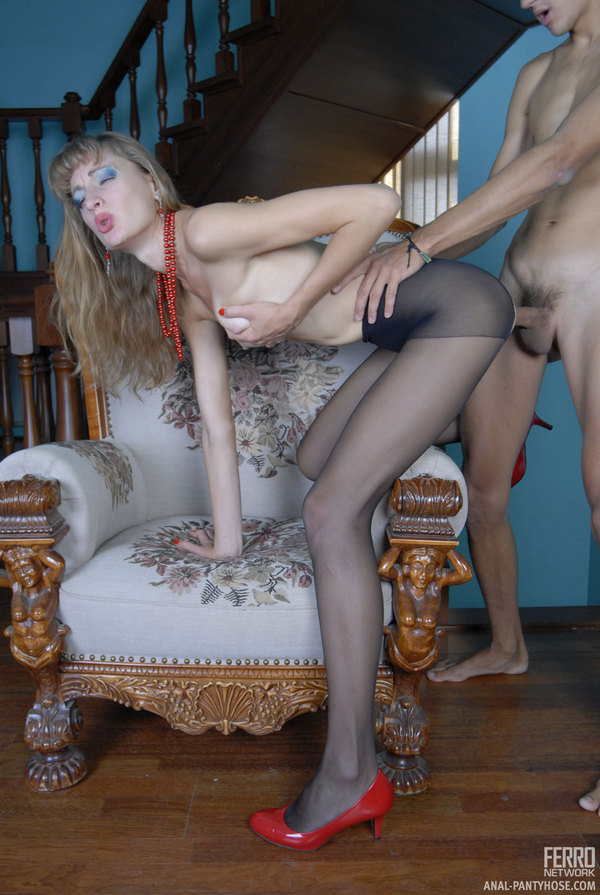 She More pantyhose porn sites pantyhose head game