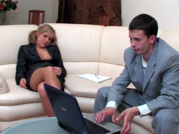 In lacy pantyhose seducing have