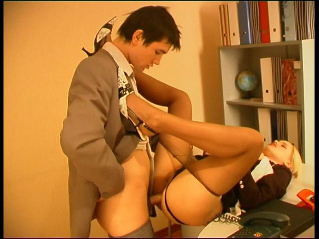 Ninon Pantyhose Sex Movie 87