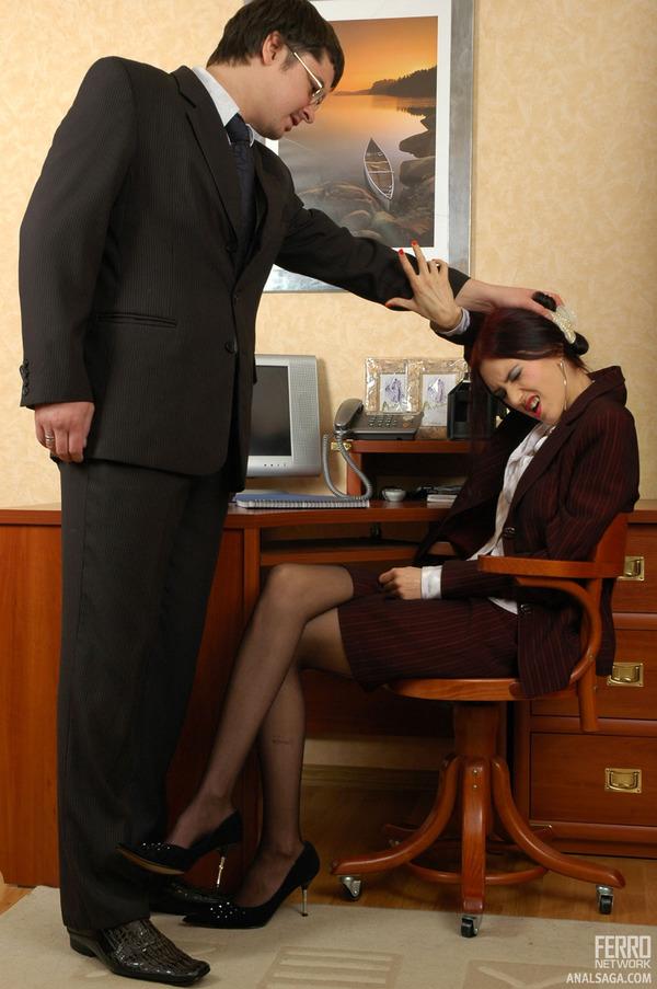 секретарши на работе видео