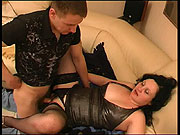 This chick is exceptionally sexy and the pleasure of watching her get fucked is all yours Her tight black dress and her sexy stockings make her irresistible so when she wants a hot cock in her ass the young man is forced to deliver He guides his tongue into her pussy and then he bends over his bangable babe and fucks her sweet asshole The anal sex gallery is hot because of the lusty slut that loves cock more than anything in the world