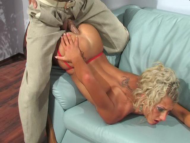 Cornelia & Mike stunning anal movie