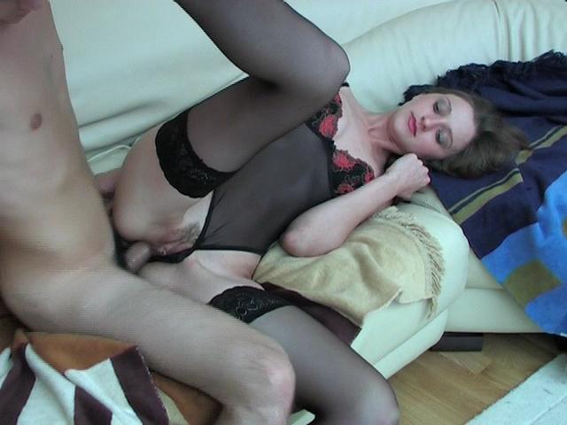 Kitty & Vitas nasty anal video