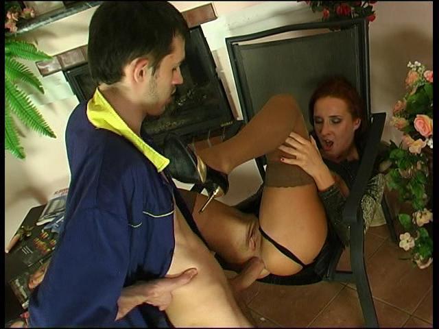 Christiana & Mark nasty anal movie