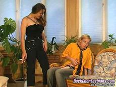 Anal Lesbian Sex