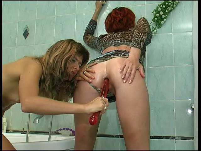 Maria & Susanna sweet anal lesbian video