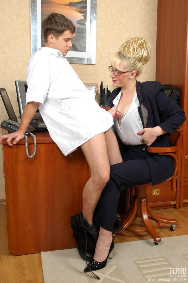Cougar sexy black nurses