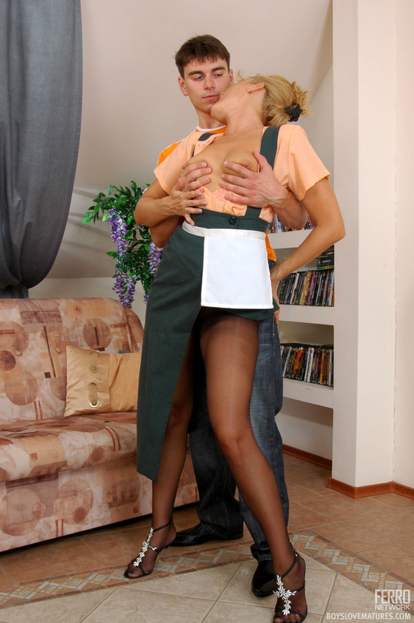 Russian mature and boy 020
