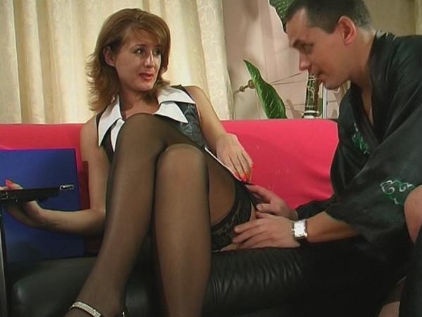 Must very leggy mature licked жену двум
