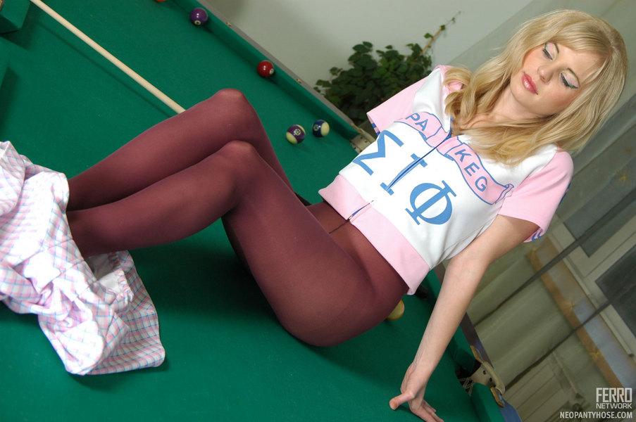 In Pantyhose As Well 54