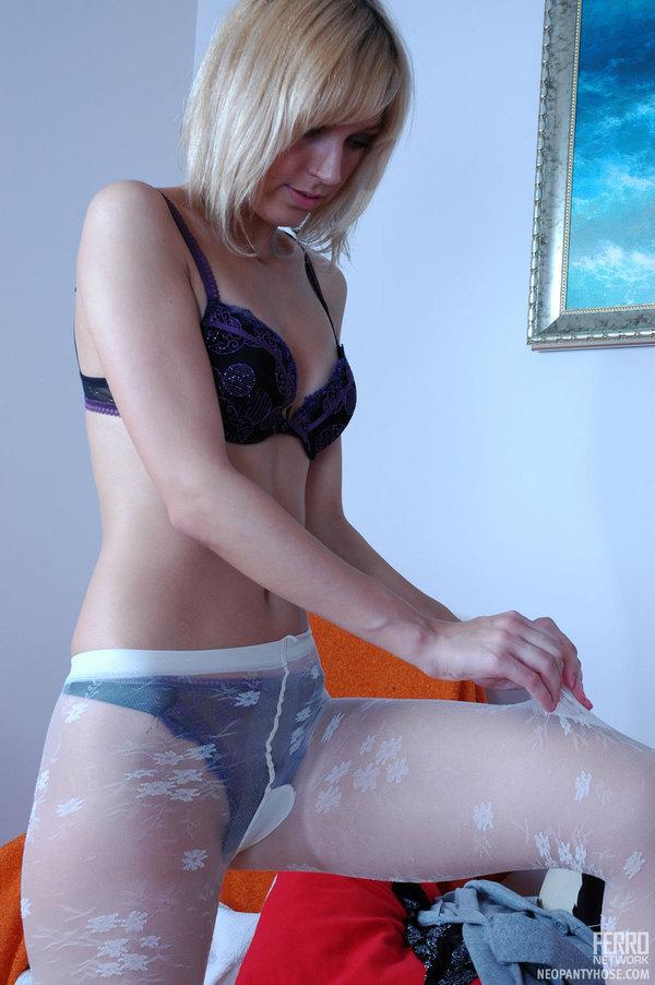 Pantyhose Prettie 107