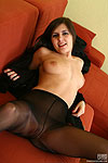 Monyka nasty pantyhose woman
