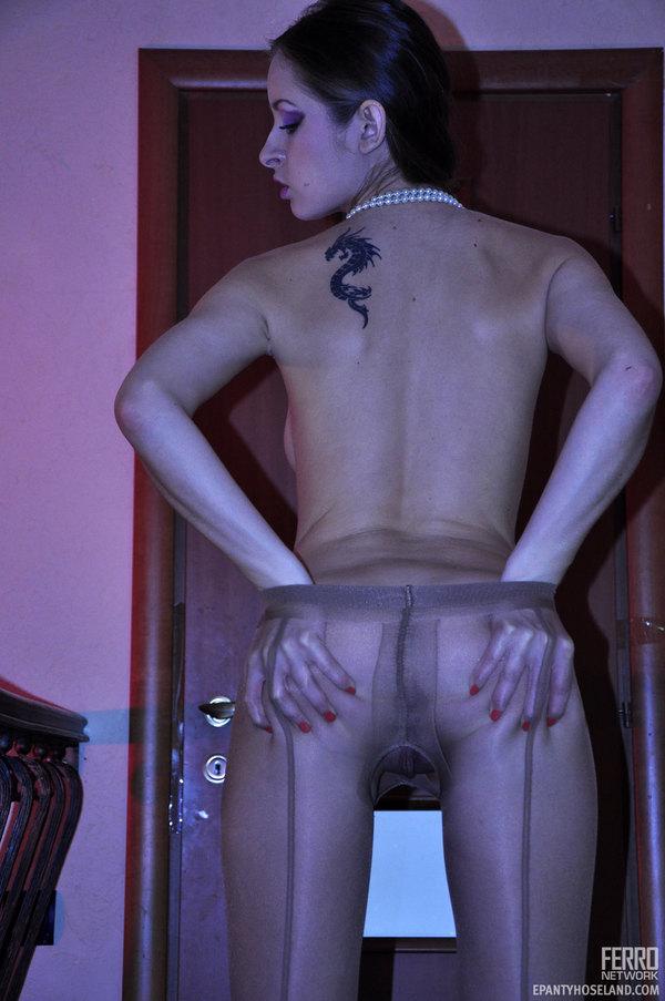 Lascivious Pantyhose 13
