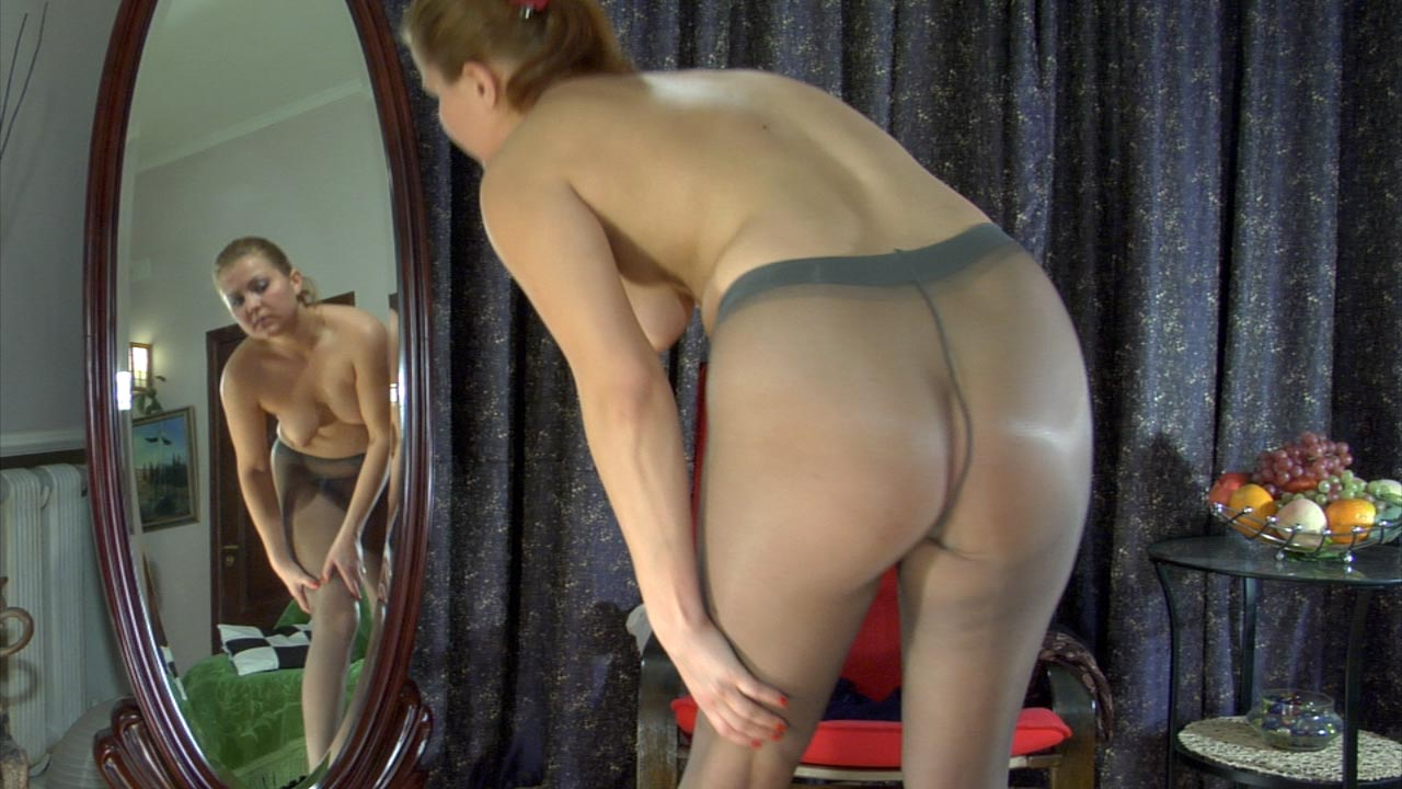 Think pregnant in pantyhose movies