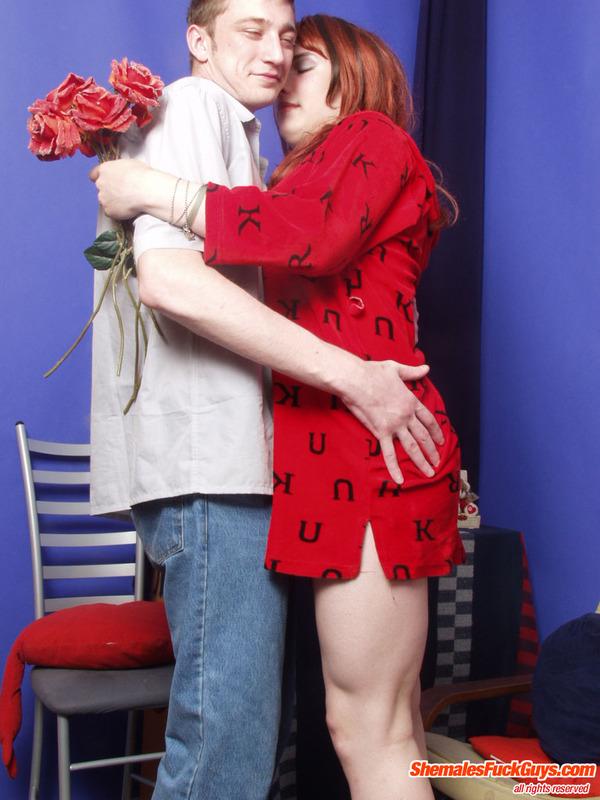 Dannie Pantyhose Wearing Gays 103