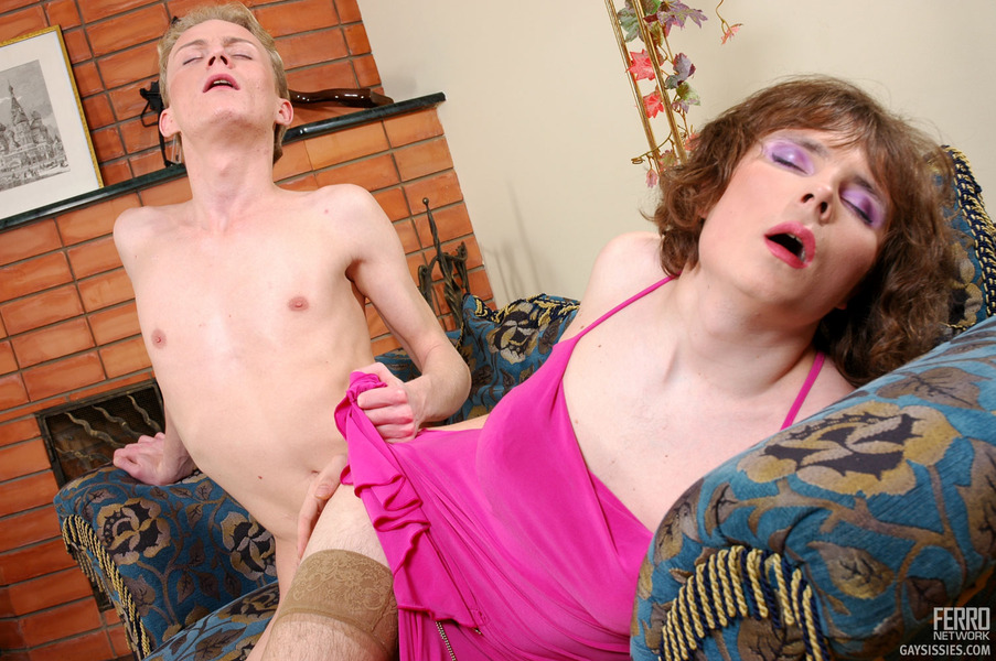 Sissy boys being fucked