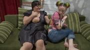 Klaris&Dorothy mom in lesbian action