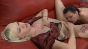 Elsa&Natali vivid lesbian mature action
