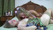 Leonora&Nora mature lesbian movie