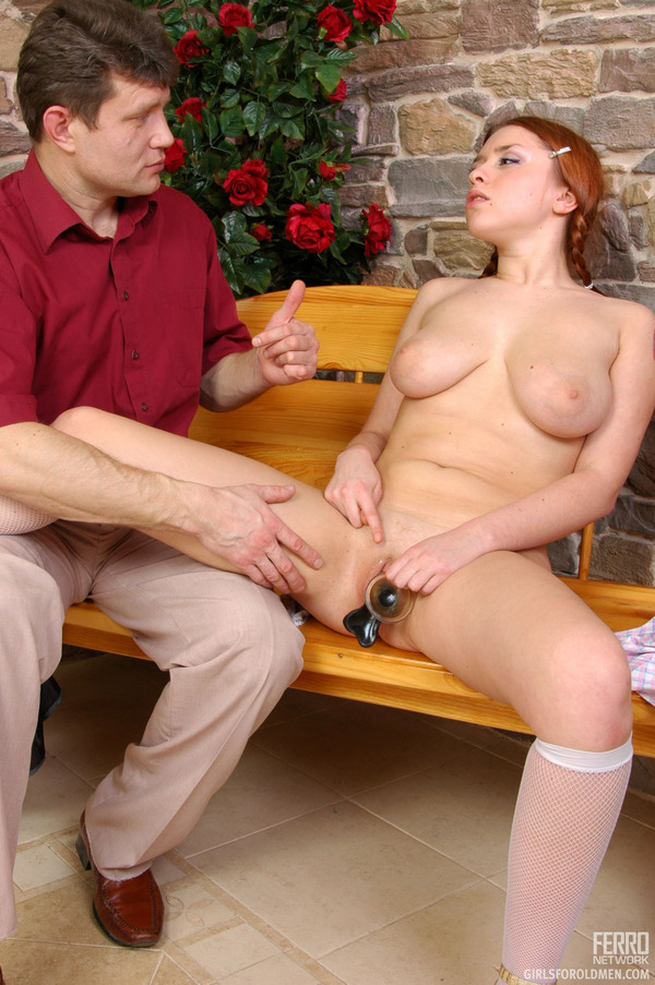 Naked daughter erection