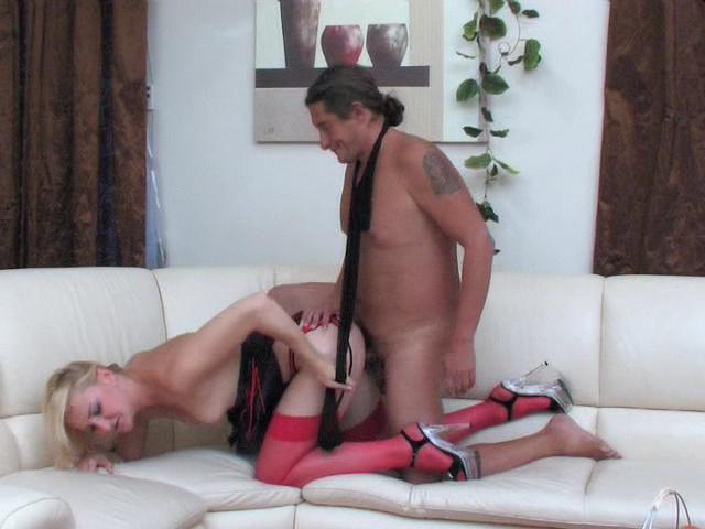Caroline & Morgan daddy sex movie
