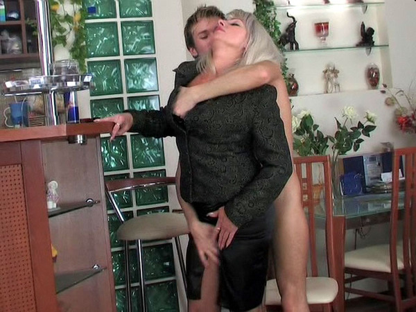 Mature ladies getting filled yea! She