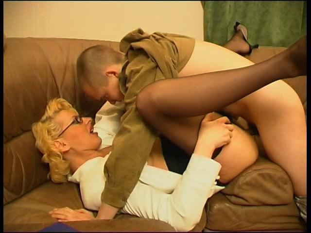 Alice & Frank nasty mature action