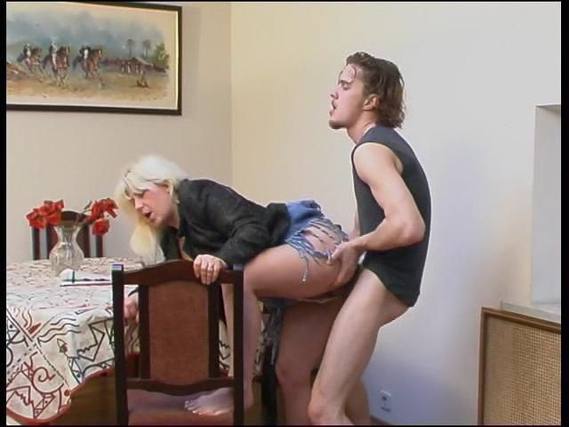 Rosemary&Mike Naughty Mature Movie