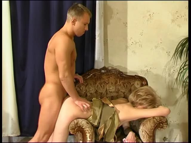 Alice & Adrian naughty mature movie