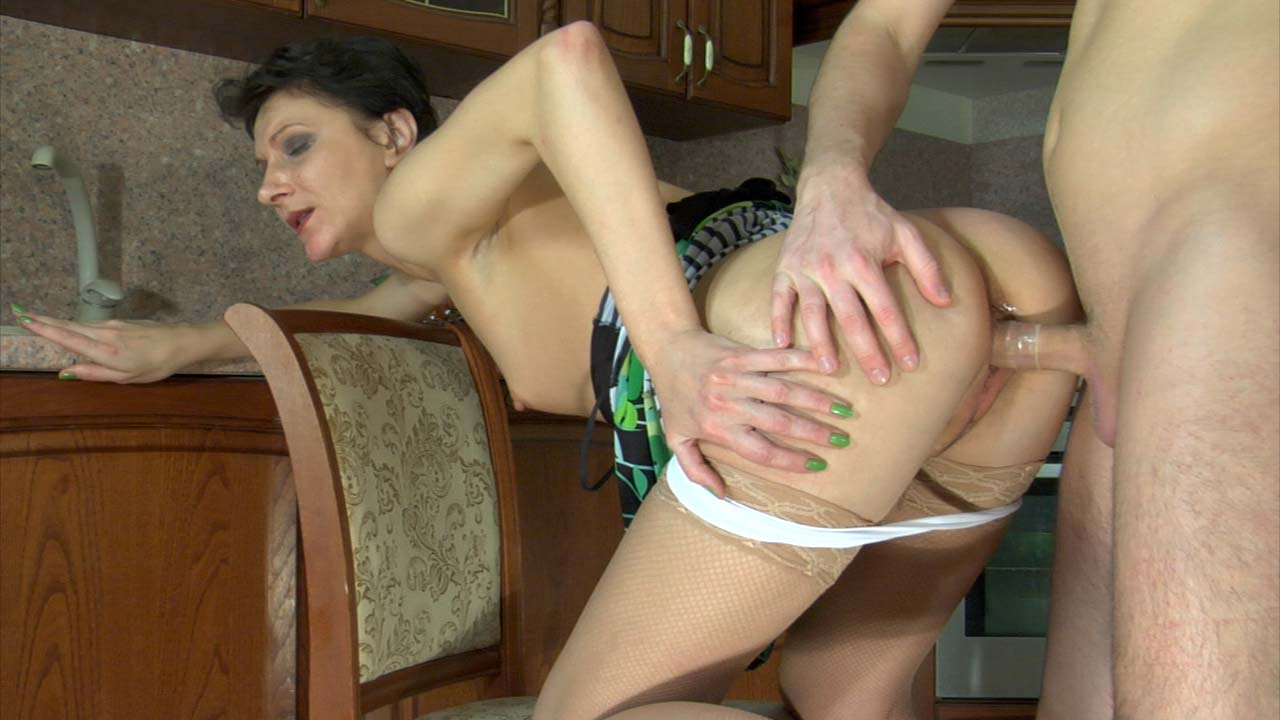 Linda & Rolf naughty mature video