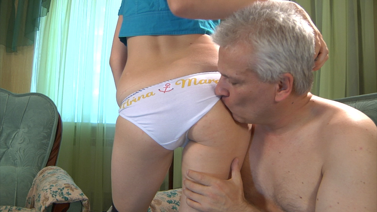 Cecilia&Caspar daddy sex action