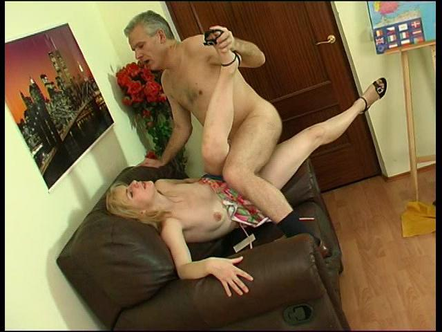 Inessa & Caspar girl and oldman movie