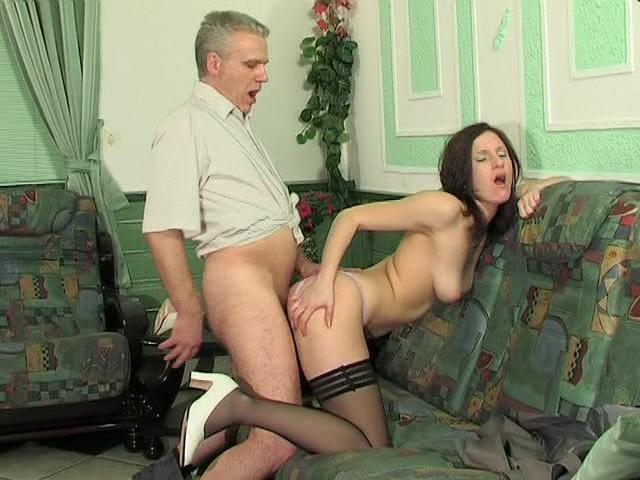 Jaclyn & Caspar girl and oldman movie