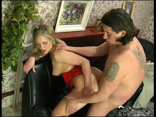 Benett & Morgan daddy sex movie
