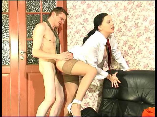 Laura & Sebastian girl and oldman video