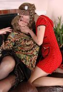Lesbian MILFs