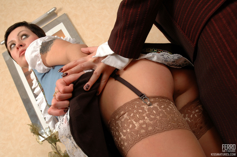 maid Naughty porn french