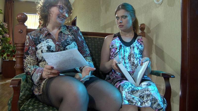 Lesbian mature teacher