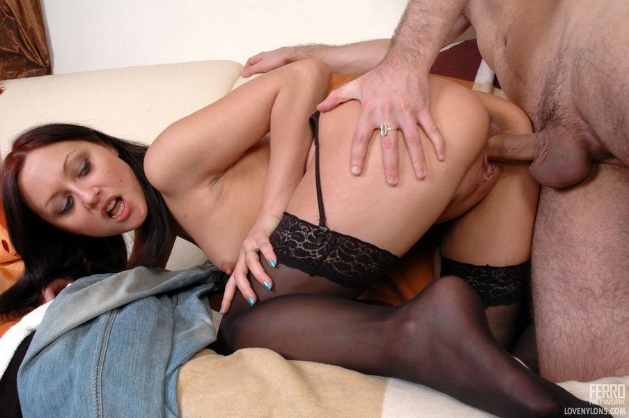 Dicks Into Pantyhose Porn Links 21