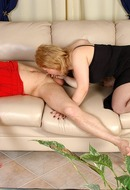 Mature Women in Tights