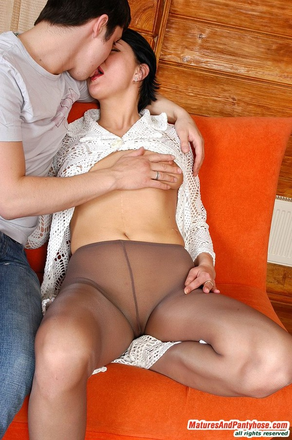 Have thought Nylons maturesandpantyhose mature pantyhose sex all became